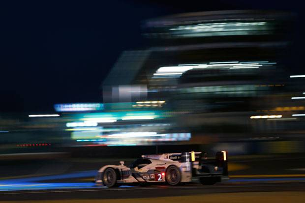 Le Mans: Prologue to the 24 Hours