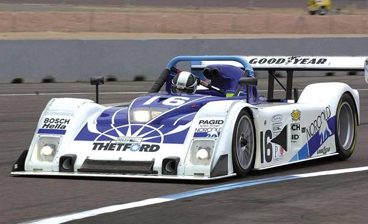 Great racing cars: 1994-2002 Riley & Scott MkIIIA