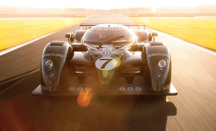 Great racing cars: 2001-03 Bentley Speed 8