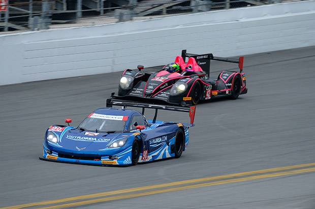 The United SportsCar Series arrives