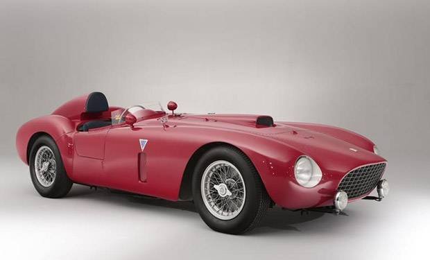 Ferrari 375 Plus to be sold at Goodwood
