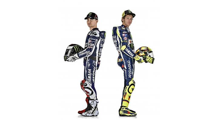 Rossi and Lorenzo: into 2016