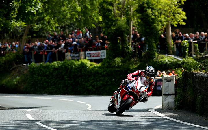 What it really takes to race at the Isle of Man
