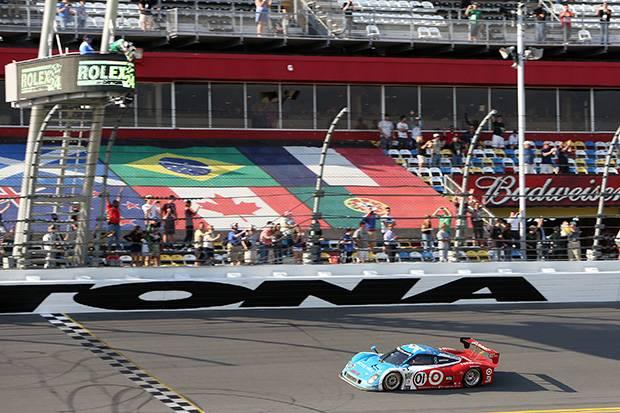 Ganassi's fifth Daytona 24 win