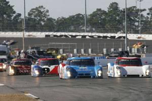 Brundle/Blundell star at Daytona
