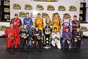 NASCAR's slow revolution