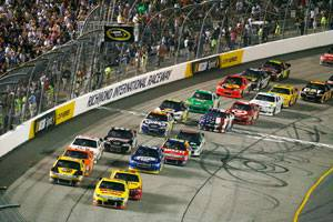 NASCAR's Chase field set