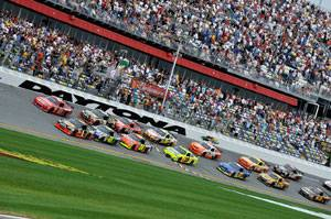 Setting the stage for the Daytona 500