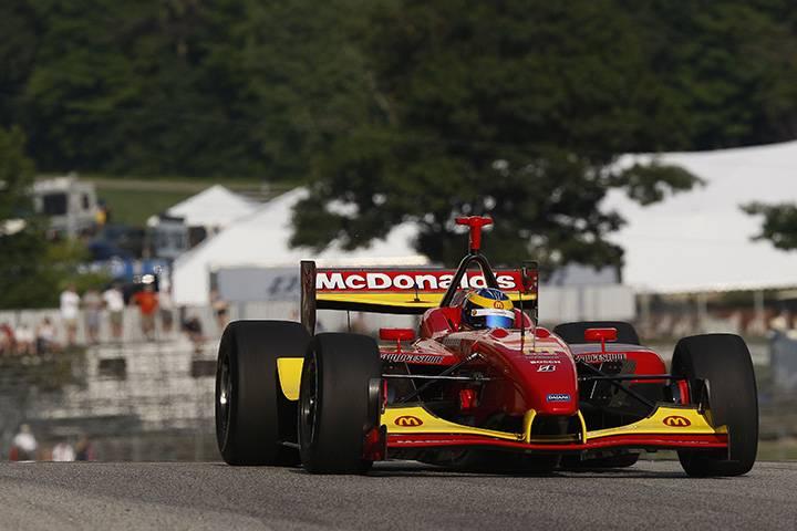 Great racing cars: 2007 Panoz DP01