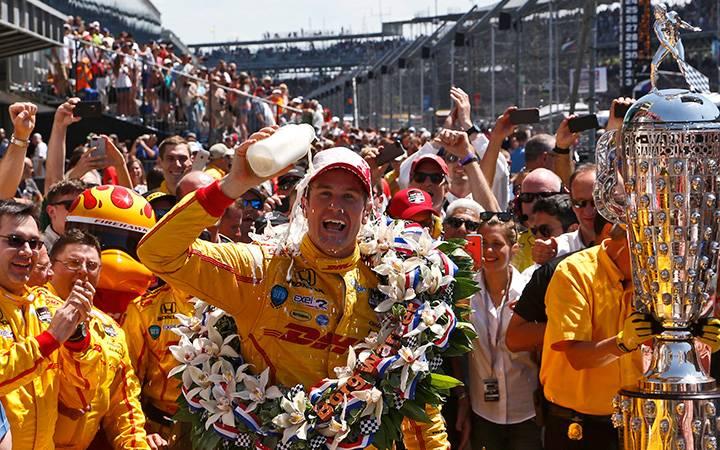 2014 Indianapolis 500 report