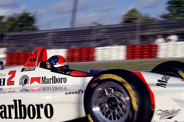 Emerson Fittipaldi on oval racing
