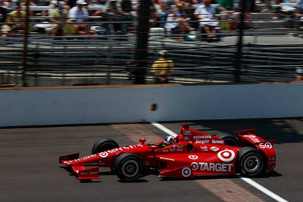 Appreciating Dario Franchitti
