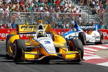Penske's IndyCar resurgence