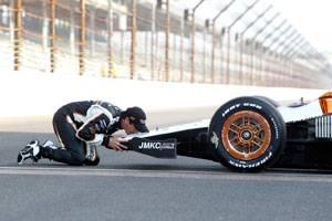 Tagliani takes Indy 500 pole