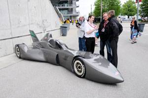 The Delta Wing lives!