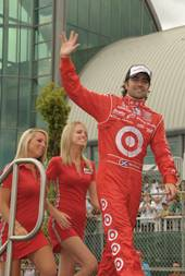 Victory puts Franchitti in charge
