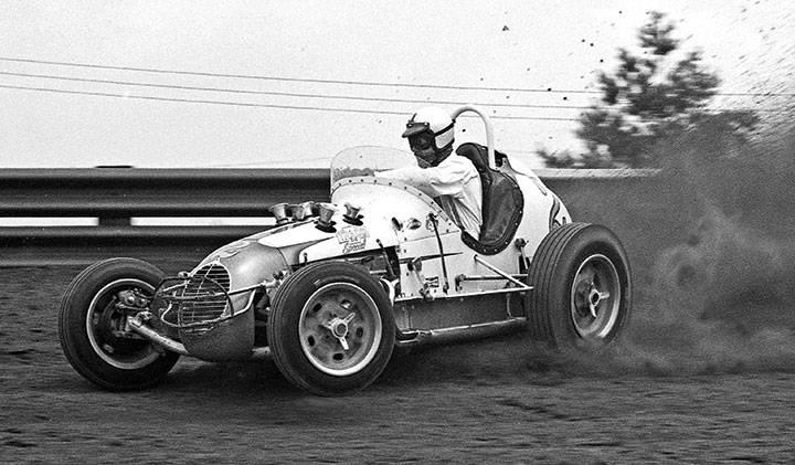 Great racing cars: 1964 sprint car