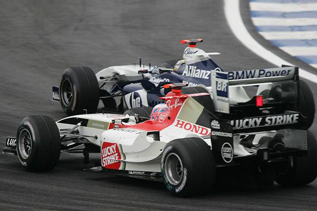 My dream F1 season