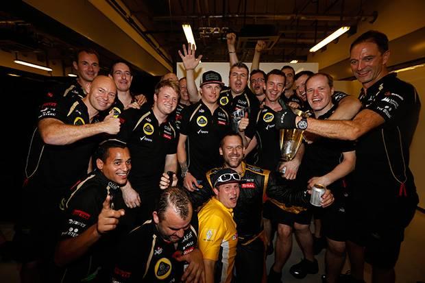 Lotus tops Motor Sport's poll