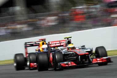 The art of the overtake
