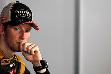 F1's young guns wasting potential