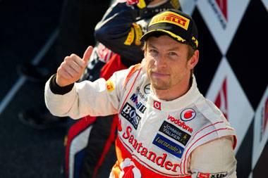 Jenson Button for the 2012 Formula 1 title?