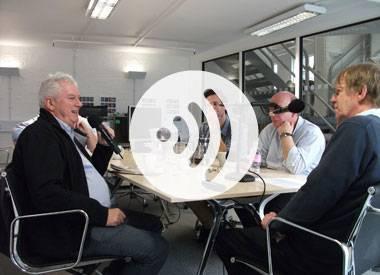 January's podcast with Pat Symonds