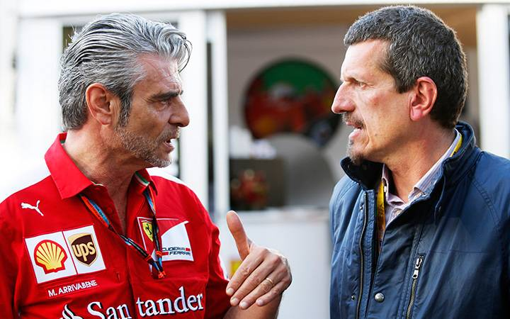 Ferrari/Haas: the loophole
