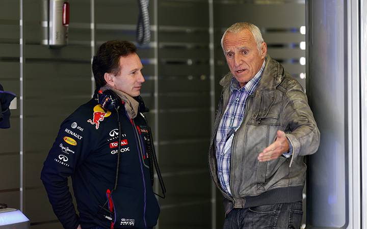 How long will Red Bull continue in F1?