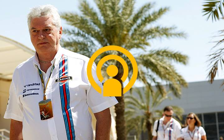 Podcast with Pat Symonds
