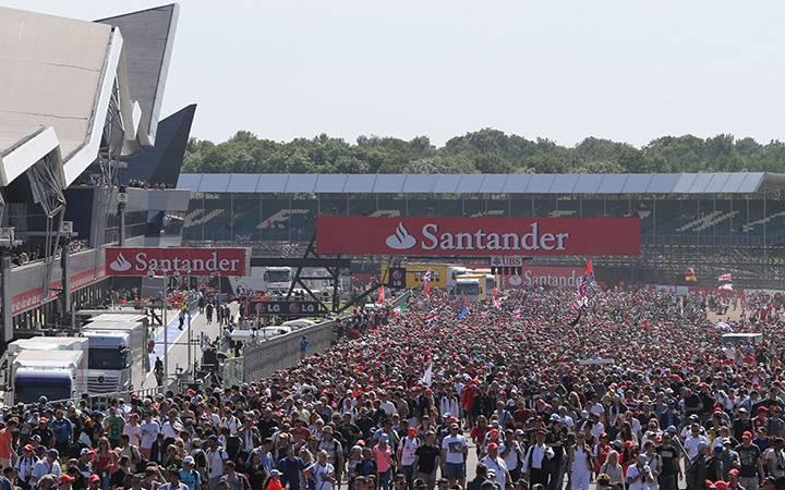 Silverstone's GP challenge