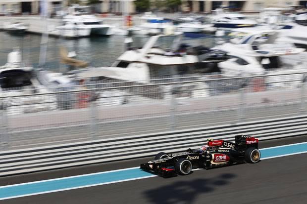 Abu Dhabi Grand Prix – day one