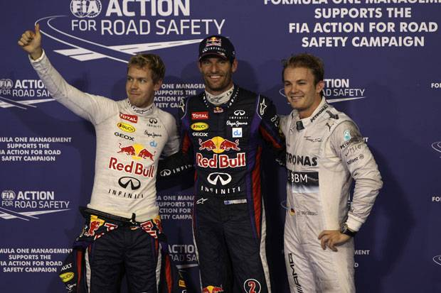 Abu Dhabi Grand Prix – day two