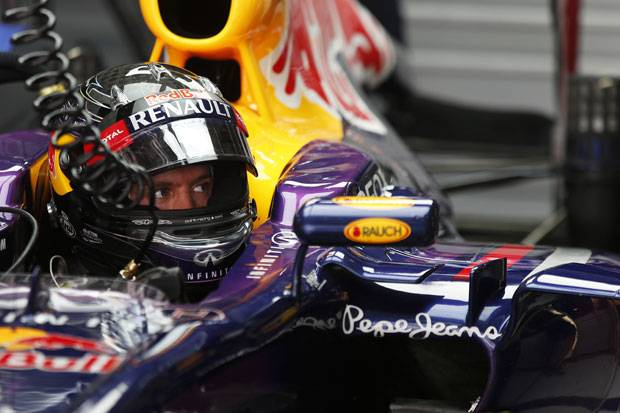 Indian Grand Prix – day one