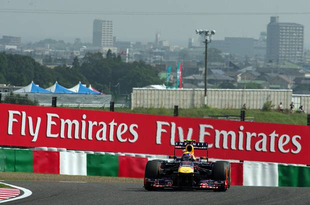 Japanese Grand Prix – day two