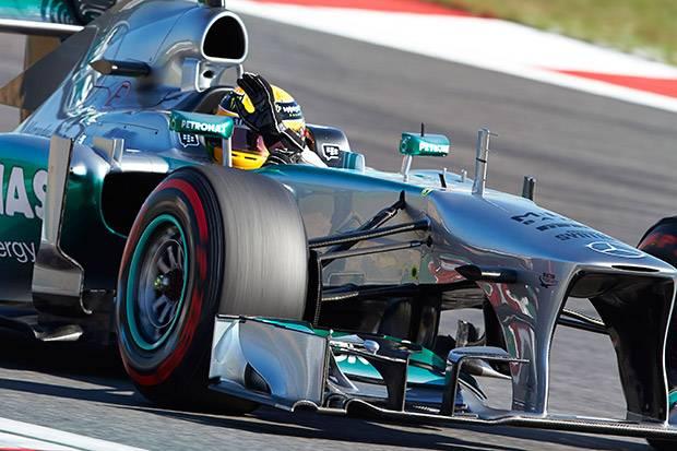 Korean Grand Prix – day one
