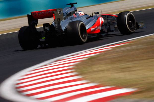 Hungarian Grand Prix: Day 1