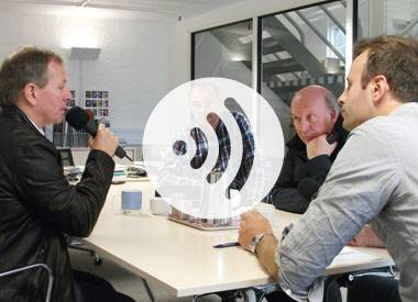 May's audio podcast with Martin Brundle