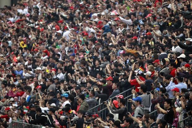 Chinese Grand Prix –epilogue