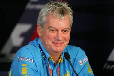 Pat Symonds returns to Formula 1