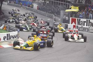 Monaco challenge remains unique