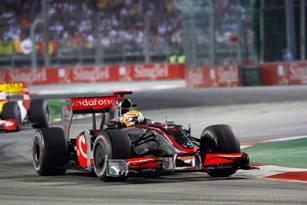 Singapore Grand Prix summary