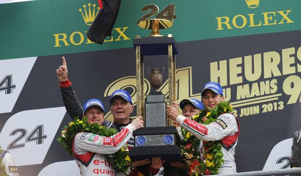 2013 WEC review