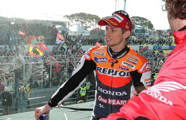 Inside the mind of Casey Stoner