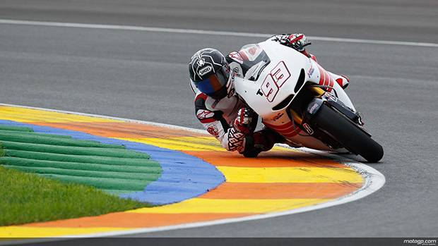 Marquez impresses at MotoGP winter test