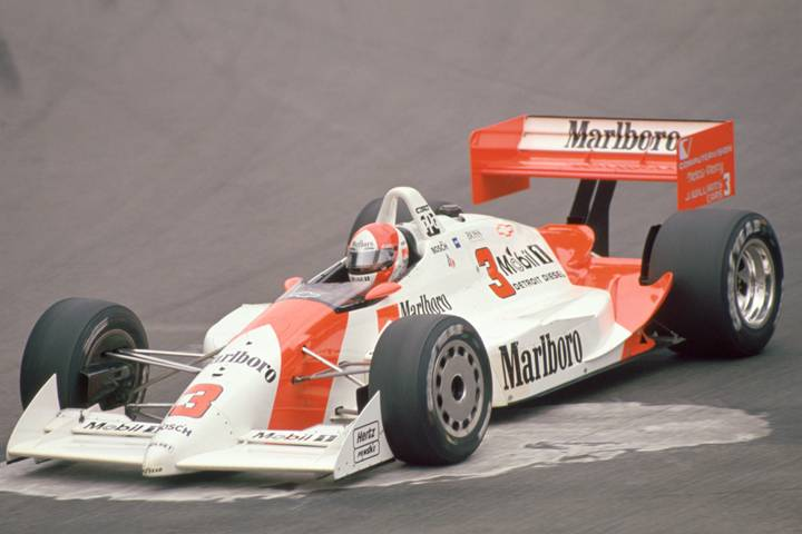 Hall of Fame 2016: Rick Mears
