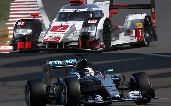 WEC vs F1