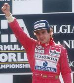 The private face of Ayrton Senna