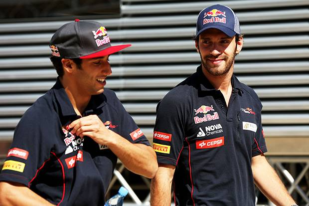 The race to replace Mark Webber