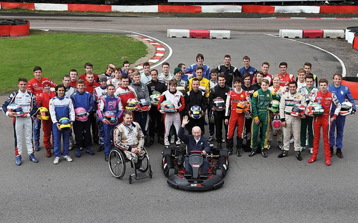 Henry Surtees Foundation returns to Buckmore Park